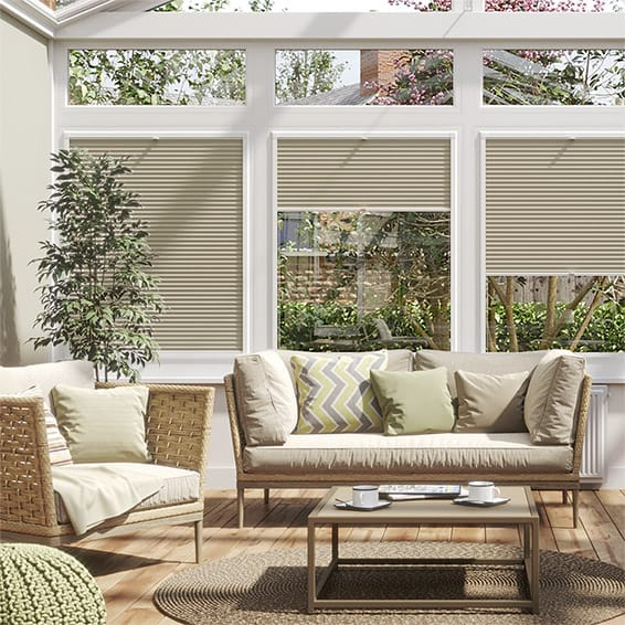 DuoLight Fallow PerfectFIT Thermal Blind