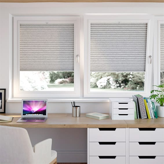 DuoLight Graphite PerfectFIT Thermal Blind