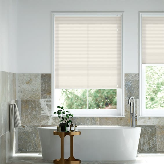 DuoLight Pale Cream Thermal Blind