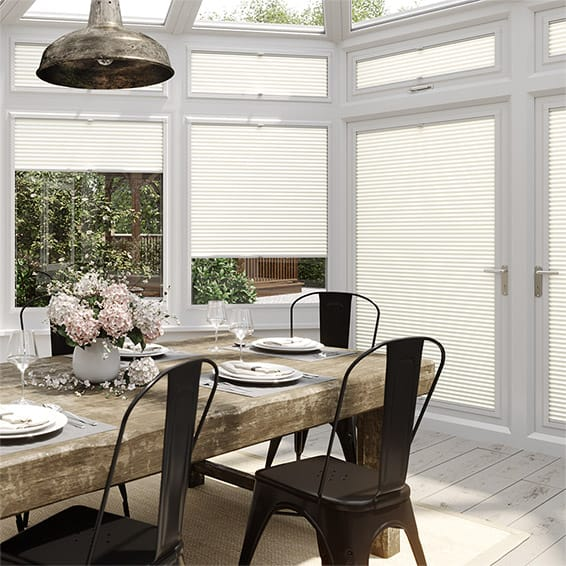 DuoLight Pale Cream PerfectFIT Thermal Blind