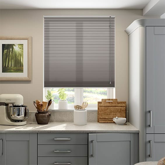 DuoLight Pewter Thermal Blind
