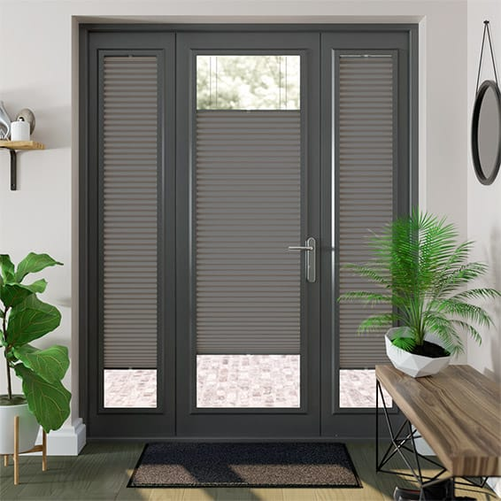 DuoLight Pewter PerfectFIT Thermal Blind