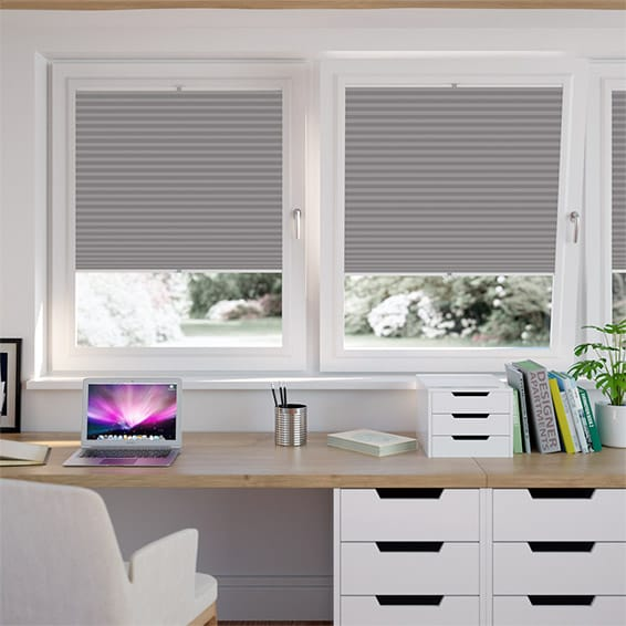 DuoLight Steel  PerfectFIT Thermal Blind