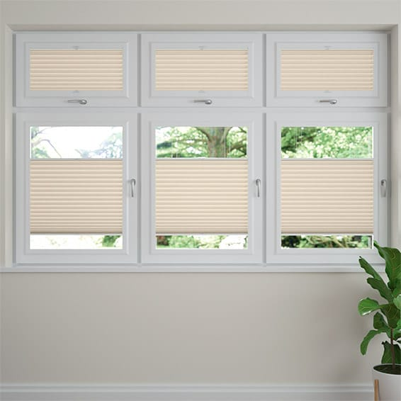DuoLight Wheat  PerfectFIT Thermal Blind