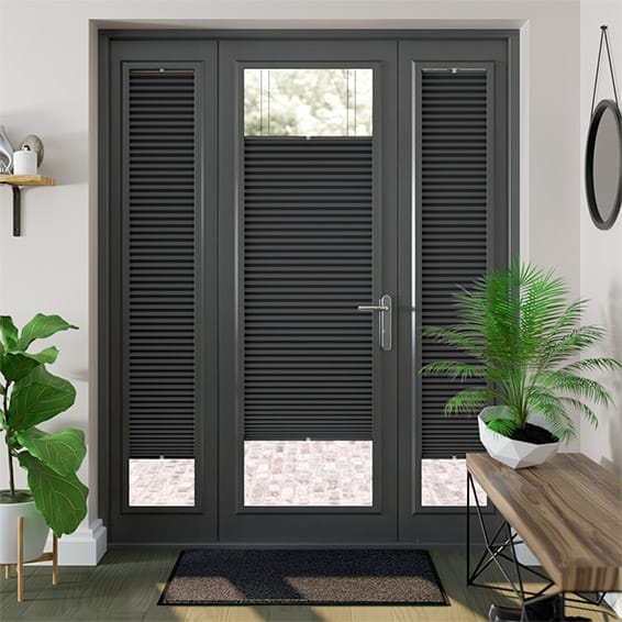 DuoShade Anthracite  PerfectFIT Thermal Blind