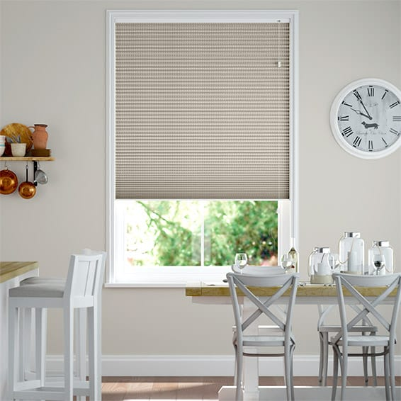 DuoShade Basket Weave Thermal Blind