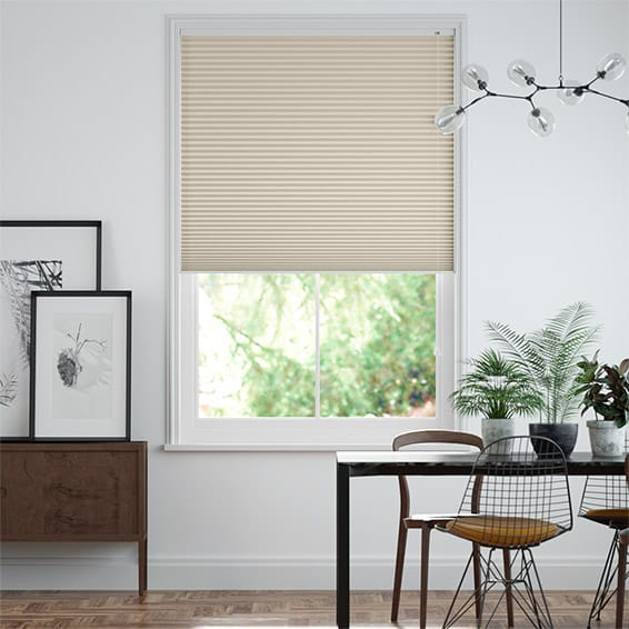 DuoShade Beige Thermal Blind