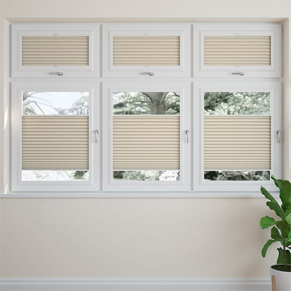 DuoShade Beige PerfectFIT Thermal Blind
