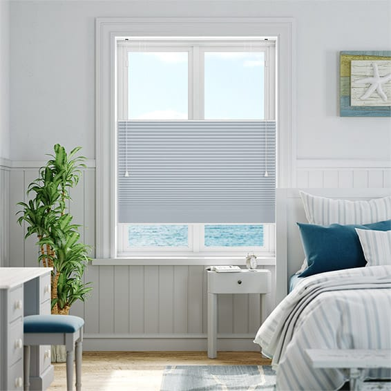DuoShade Blue Haze Top Down/Bottom Up Thermal Blind