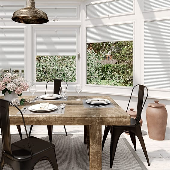 DuoShade Chalk  PerfectFIT Thermal Blind
