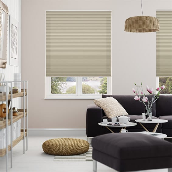 DuoShade Cordless Fallow Thermal Blind