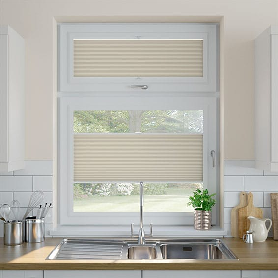 DuoShade Egg Shell PerfectFIT Thermal Blind