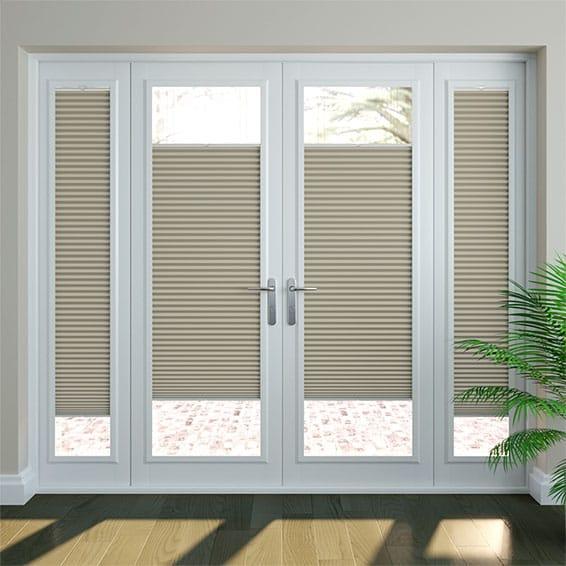 DuoShade Fallow PerfectFIT Thermal Blind