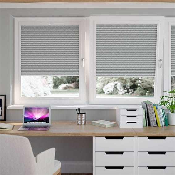 DuoShade Graphite PerfectFIT Thermal Blind