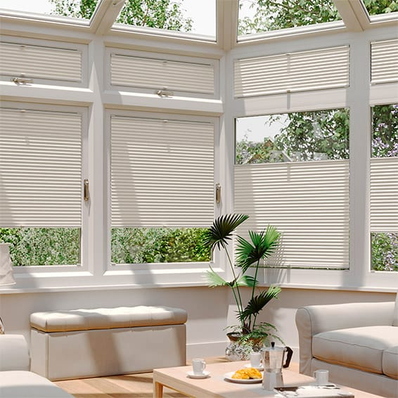 DuoShade Ivory  EasiFIT Thermal Blind
