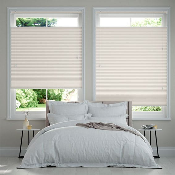 DuoShade Ivory  Top Down/Bottom Up Thermal Blind