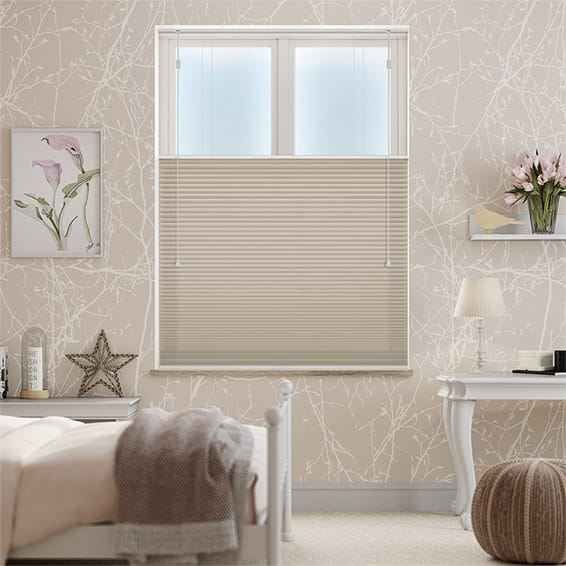 DuoShade Pebble Top Down/Bottom Up Thermal Blind