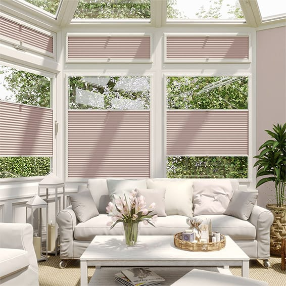 DuoShade Pink Blush PerfectFIT Thermal Blind
