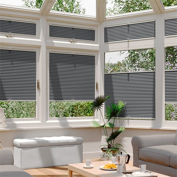 DuoShade Slate Blue EasiFIT Thermal Blind