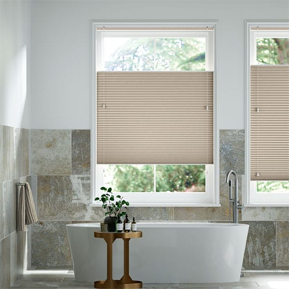 DuoShade Warm Stone  Top Down/Bottom Up Thermal Blind