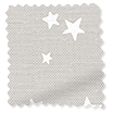 Electric Twinkling Stars Blackout Cloud swatch image