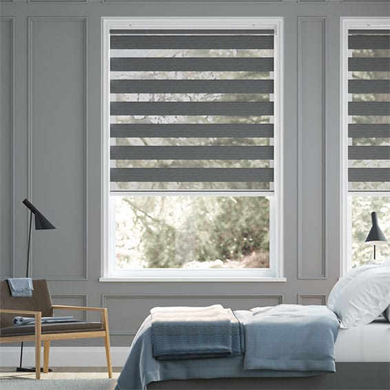 Enjoy Dimout Zinc Roller Blind