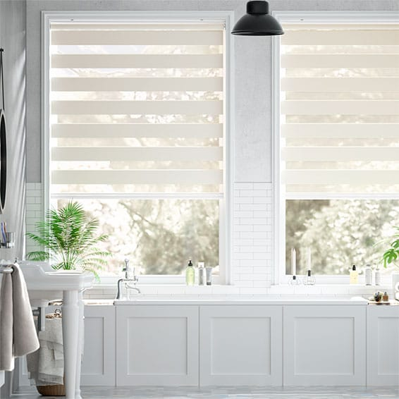 White Kitchen Roller Blinds: Order Sheer Blinds Online, Made To Measure, Made Simple