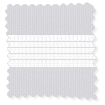 Enjoy Light Grey Roller Blind slat image