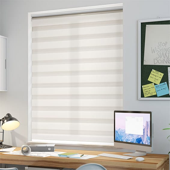 Enjoy Luxe Cream Roller Blind