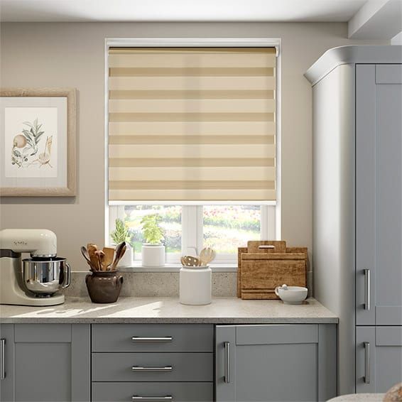 Enjoy Luxe Gold Roller Blind