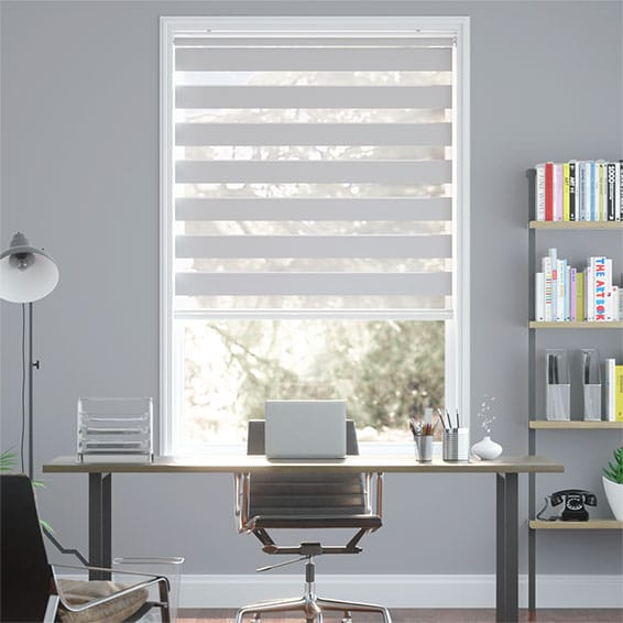 Enjoy Luxe Grey Roller Blind