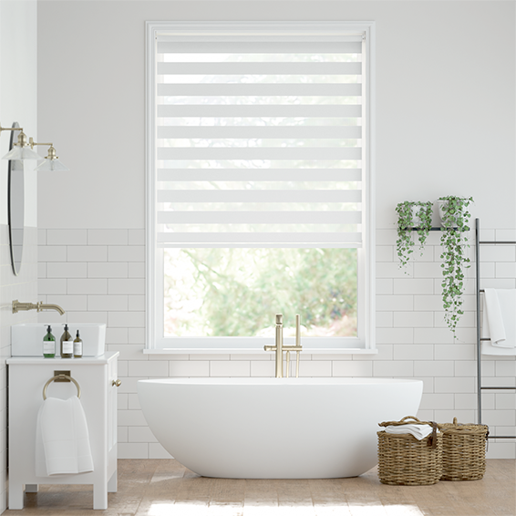 Day And Night Blinds Soft White Roller Blind Blinds 2go