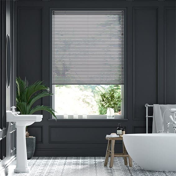 Essence Mid Grey Venetian Blind - 25mm Slat