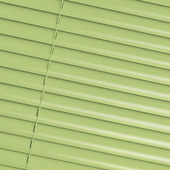Essence Pale Green Venetian Blind 25mm Slat