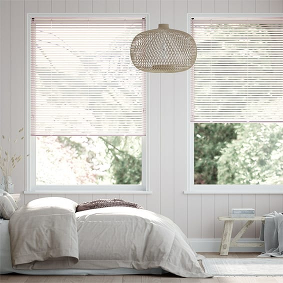 Essence Pale Pink Venetian Blind - 25mm Slat