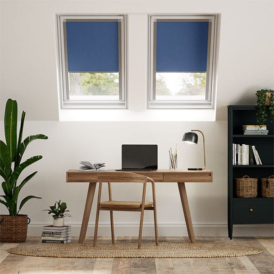 Expressions Cobalt Blackout Blind for Fakro ® Windows