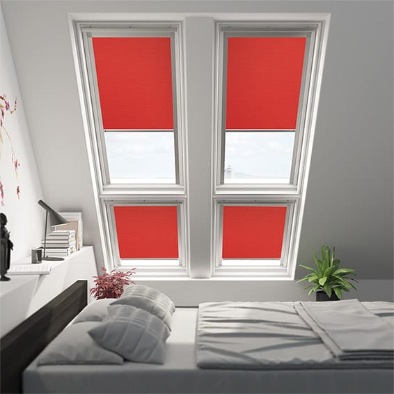 Expressions Coral Blackout Blind for Fakro ® Windows