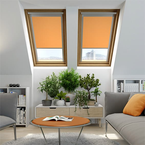 Expressions Mango Blackout Blind for VELUX ® Windows