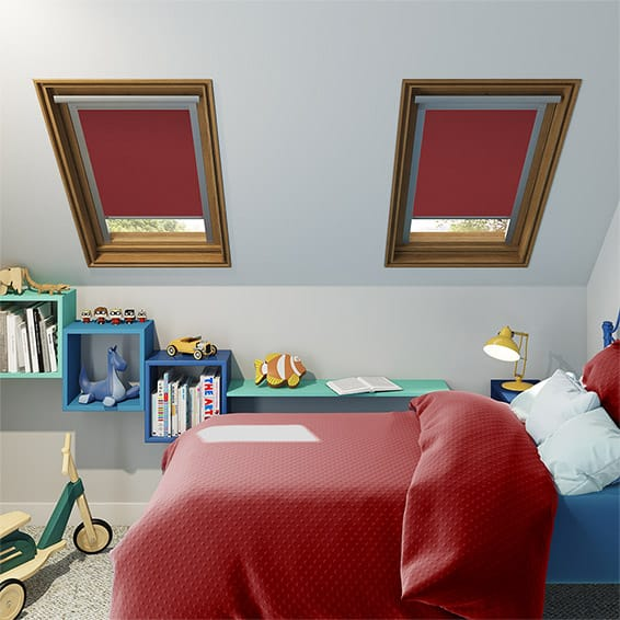 Expressions Ruby Blackout Blind for VELUX ® Windows