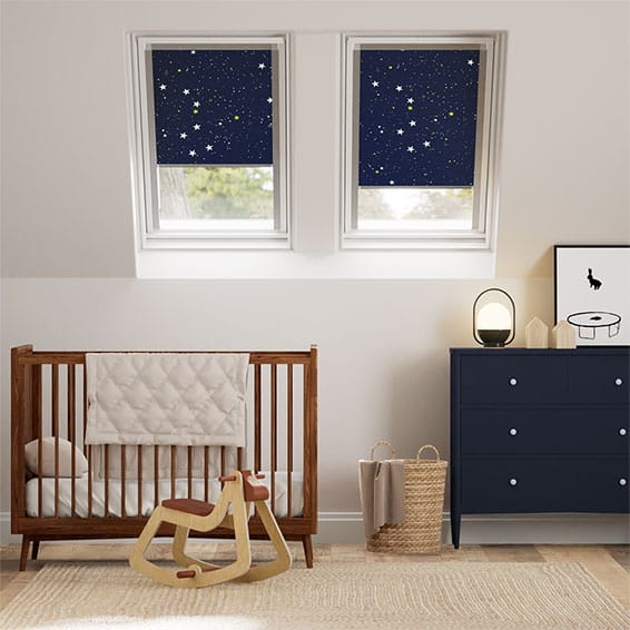 Expressions Starry Night Blackout Blind for VELUX ® Windows