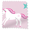 Expressions Unicorn Dreams Pink Blackout Blind for VELUX ® Windows slat image