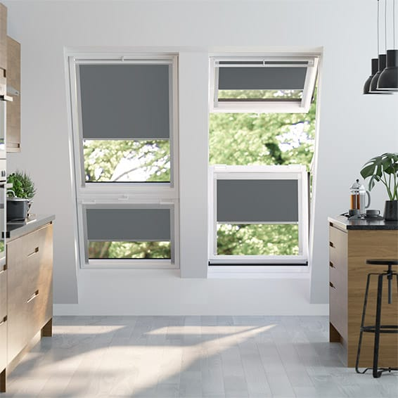 Expressions Vista Slate Blind for Fakro Windows