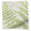 Choices Forest Fern Linen Foliage Roller Blind slat image