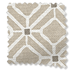 Fretwork Linen swatch image