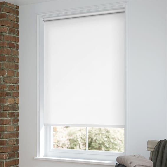 Roller Blinds 2go Shop Stunning Made To Measure White