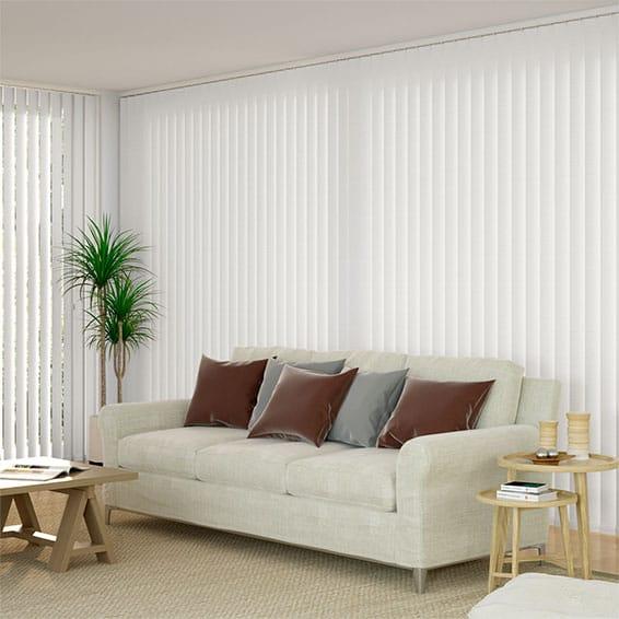 Vertical Blinds White Elegant Amp Light Blinds 2go