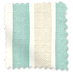 Hand Painted Stripe Duck Egg swatch image