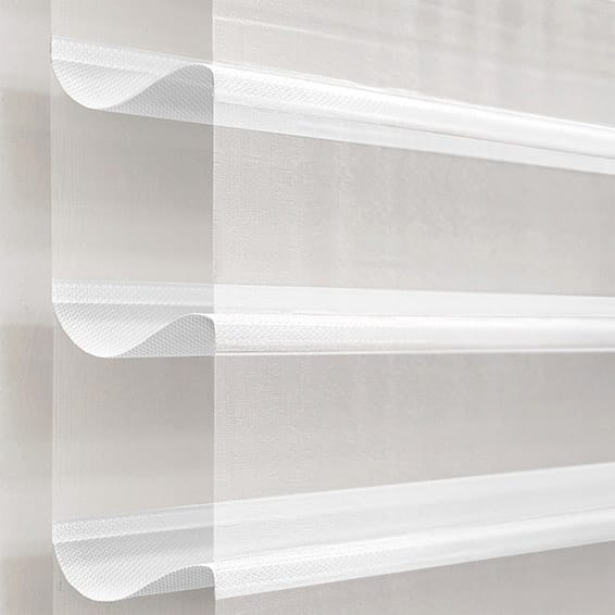 Illusion Pure White Roller Shade