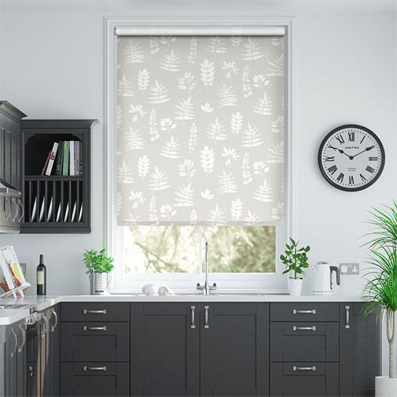 Laurel Dove Grey Roller Blind