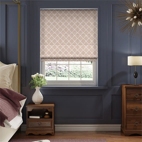 Lyssa Dusty Rose Roman Blind